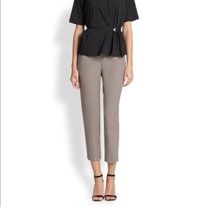 Piazza Sempione Audrey Cropped Pant
